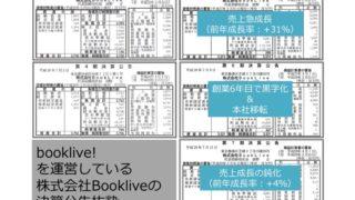 bookliveの官報
